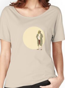 The Dude The big Lebowski Circle Women's Relaxed Fit T-Shirt