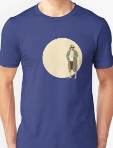 The Dude The big Lebowski Circle T-Shirt