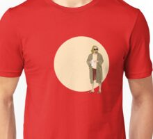 The Dude The big Lebowski Circle Unisex T-Shirt