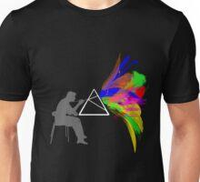 Triangle Color Splash Unisex T-Shirt