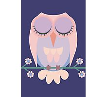SWEET DREAMS BY OWL Photographic Print