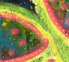 Calling: Inner Power Painting Sticker