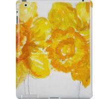 Daring Daffodils iPad Case/Skin
