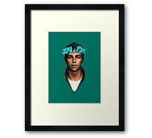 Butch DeFlowerCrownia Framed Print
