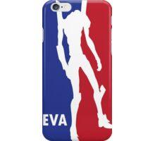 Evangelic Varsity Athletics iPhone Case/Skin