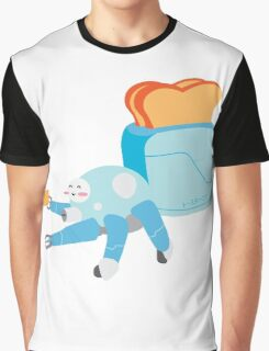 Toast in the Shell Graphic T-Shirt