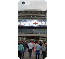Wembley Stadium - Heart & Soul iPhone Case/Skin