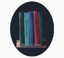 Book Lover - phone case Kids Tee