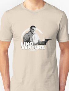 Lino Ventura - Le deuxième souffle Unisex T-Shirt