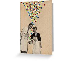 Wedding anniversary card Greeting Card