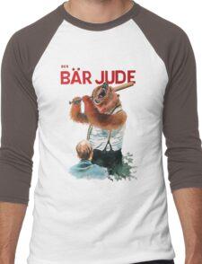 Der Bär Jude Men's Baseball ¾ T-Shirt