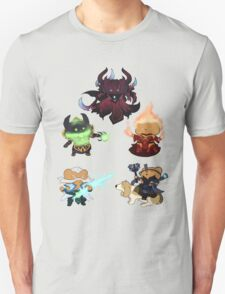 Dota 2 Best Bers T-Shirt