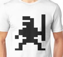 Ninja Bruce Lee C64 Unisex T-Shirt
