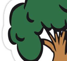 garden tree Sticker
