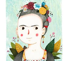 Frida by Judith Loske