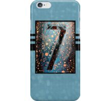 7-II Tee iPhone Case/Skin
