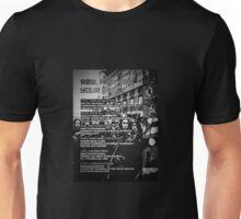 Row Row Row Your Boat: Communist Edition Unisex T-Shirt