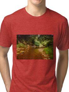 At Peace Tri-blend T-Shirt