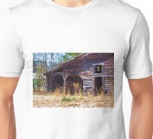 Coming Apart with Character Unisex T-Shirt