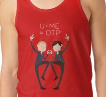 U+ME=OTP HANNIGRAM Tank Top