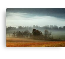 Cades Cove Morn Canvas Print