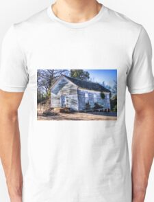 Old School House Unisex T-Shirt