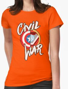 Civil War Womens Fitted T-Shirt