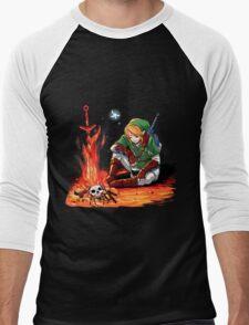 Dark link Men's Baseball ¾ T-Shirt