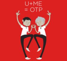 U+ME=OTP KAWOSHIN Baby Tee