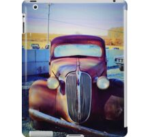 Face Lift Wanted iPad Case/Skin