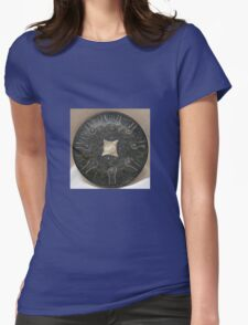 Plasma Star Womens Fitted T-Shirt