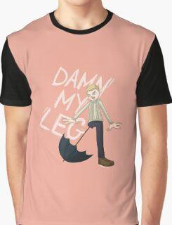 DAMN MY UMBRELLA Graphic T-Shirt