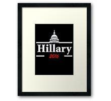 Hillary  Framed Print