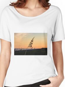 Sunset Memories Women's Relaxed Fit T-Shirt