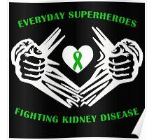 Kidney Disease Heroes Poster