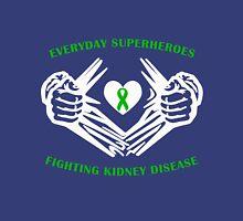 Kidney Disease Heroes Unisex T-Shirt