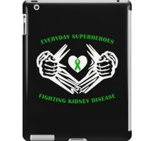 Kidney Disease Heroes iPad Case/Skin