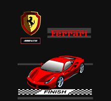 Ferrari 488 GTB II Long Sleeve T-Shirt
