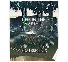Dad of Girls Poster