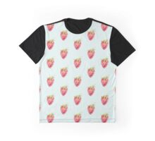 Strawberry Graphic T-Shirt