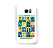 #sixseasonsandamovie Samsung Galaxy Case/Skin