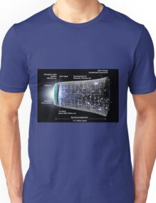 WMAP: Our Inflationary Universe Unisex T-Shirt