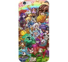 League of legend supports iPhone Case/Skin