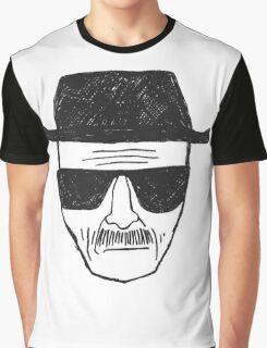 Breaking Bad - Walter White - Heisenberg Graphic T-Shirt