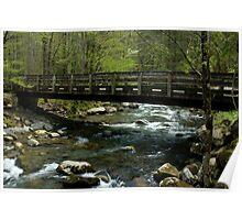 Porters Creek Bridge Poster