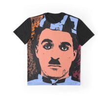 CHARLIE CHAPLIN-4 Graphic T-Shirt