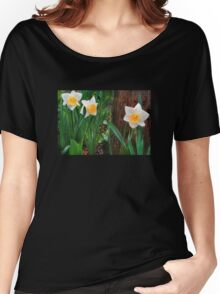 Spring Trio Women's Relaxed Fit T-Shirt