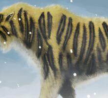 Saber-toothed tiger Sticker