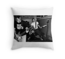 Those Clever Foxes (1) Throw Pillow