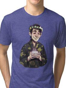 Calm Cobblepot Tri-blend T-Shirt